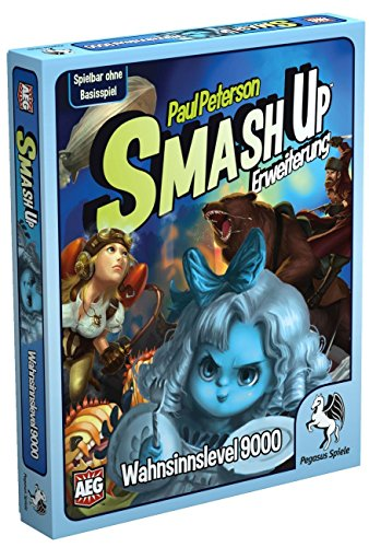 Pegasus Spiele 17261G - Smash Up Wahnsinnslevel 9000