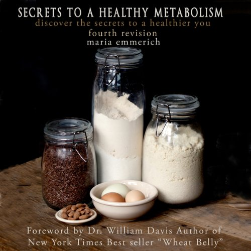 Secrets to a Healthy Metabolism cover art