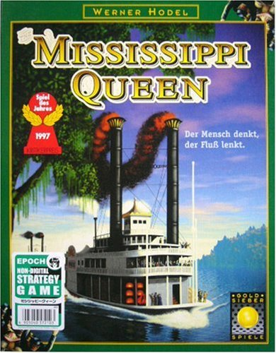 Unbekannt Mississippi Queen. Gioco dell' Anno 1997