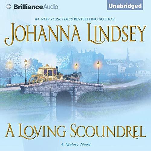 A Loving Scoundrel audiobook cover art