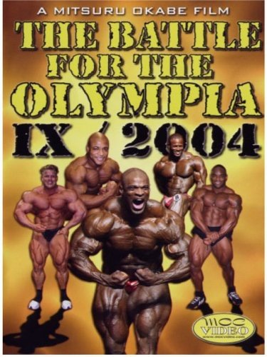 The Battle for Olympia 2004: Volume 9