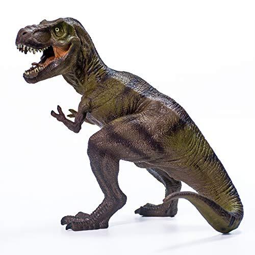 Trex Dinosaur Toys Jurassic Tyrannosaurus,Solid Realistic Dinosaur Figures Animal Model , Early Educational Dinosaur Action Figure Model for Children Boy Toy Gifts