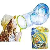 Bubble Factory Kit Bolla Gigante. Magia Enorme Set Di Bolle Di Sapone...