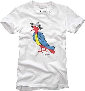 Camiseta Pica-pau Maluquinho Reserva