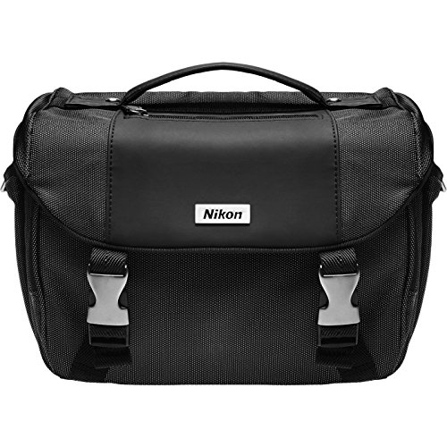 Nikon Deluxe Digital SLR Camera Case - Gadget Bag for Df, D610, D750, D810, D7100, D7200, D5300, D5500, D5600, D3200, D3300, D3400