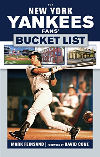 New York Yankees Fans' Bucket List (English Edition)