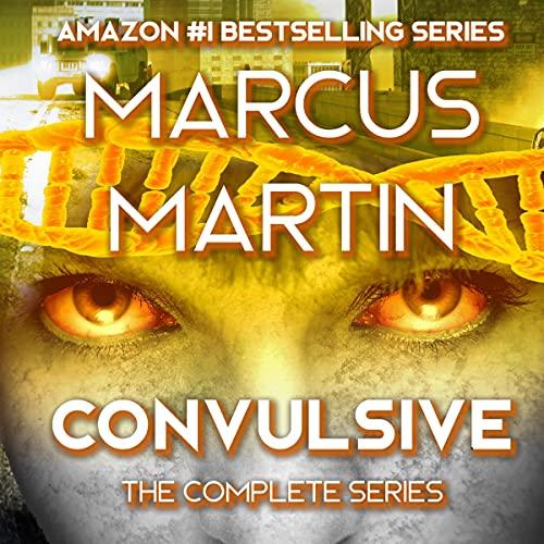 Convulsive cover art