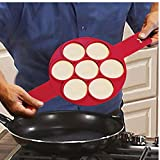 pinicecore nuovo antiaderente flippin' fantastic antiaderente crêpière anello egg caffè cucina flippin fantastic