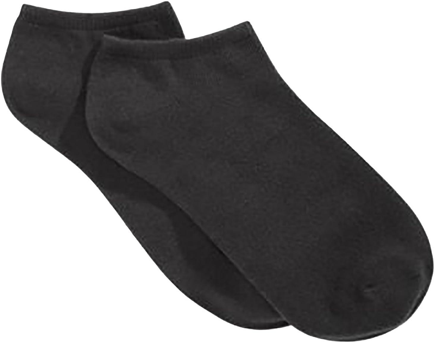 Alfani Spectrum Solid Lowcut Socks One Size One Pair Black