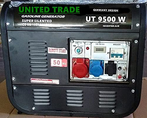 Grupo electrógeno / Generador de corriente / Generador de explosión HP 6.5...