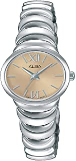 Alba Watch for Women, Analog, Stainless Steel - AH8325X1