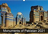 Monuments of Pakistan 2021 (Wall Calendar 2021 DIN A3 Landscape)