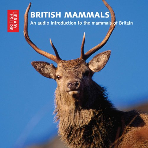 British Mammals audiobook cover art