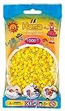 Hama Beads - Yellow (1000 Midi Beads)