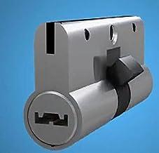 Deur vatslot Universele veiligheidsdeurcilinder Witte koper Sleutel Gate Indoor Lock Core GP + Serie B 60-95mm 30 / 30mm-3...