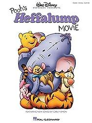 Pooh\'S Heffalump Movie: For Piano, Voice And Guitar (Walt Disney)