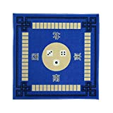 Exclen Universal - Mahjong Table Cover, Slip Resistant Mat 31 x 31, Various Colors Available<br><br>