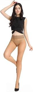 Gatta Discrete - 15den - Feinstrumpfhose ohne Naht elegant bequem unsichtbar breiter Bund Sensation & Innovation nahtlose Strumpfhose schwarz beige braun