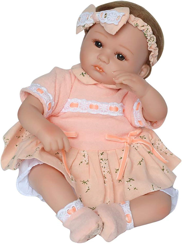 AFYH Reborn Baby,Reborn Babypuppe-Realistische Babypuppe - Vinylsimulationssilikon weich - bissfest - sicher und ungiftig - geben Sie Ihrem Kind den Besteen Spielgefährten. B07L9ZQZXV Neuheit Spielzeug  | Qualität Produkte