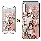 Coque pour Samsung Galaxy A9 2018/A9S - Coque Téléphone Personnalisée, Personnalisable avec Votre...