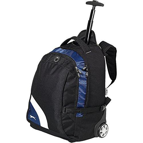 Slazenger - Rucksack Trolley - schwarz/blau