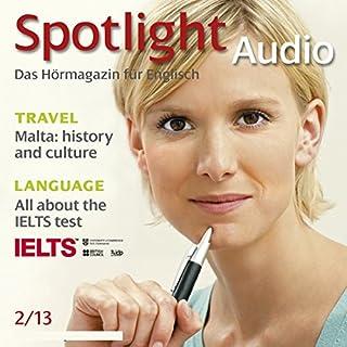 Spotlight Audio - Malta: history and culture. 2/2013 cover art