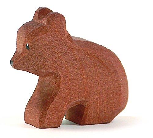 Ostheimer 22004 - Bär, klein (sitzend)