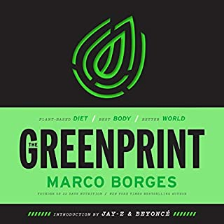 The Greenprint audiobook cover art