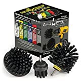 Cleaning Accessories - Industrial Brush - Baked on Food Remover - Electric Smoker - Smokers <span class='highlight'>and</span> <span class='highlight'>Grill</span>s - Drill Brush - BBQ Cleaning Kit - Rust Remover - Hard Water, Calcium, Mineral, <span class='highlight'>and</span> Stain Remover
