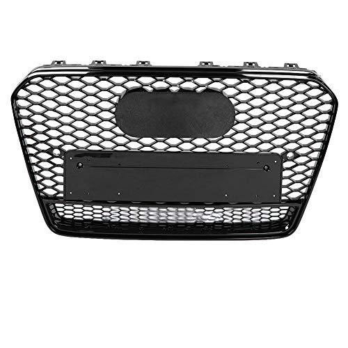Gorgeri RS5 Quattro Style Hex Mesh Wabengitter vorne Sport Hex Mesh Wabengitter schwarz Bumper Mesh für A5 / S5 B8.5 13-16…