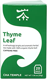 Best thyme leaf tea Reviews