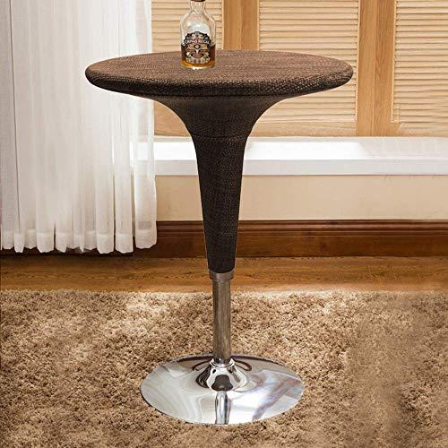 Verstelbare tafel Hoge tafel Ronde tafel Wijntafel Bartafel Bar tafel en stoel Kan worden gedraaid