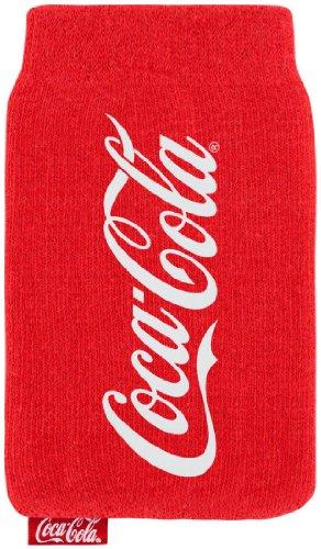 Coca-Cola CCCTUNIVERS1202 Real Thing - Calcetín protector para teléfono móvil