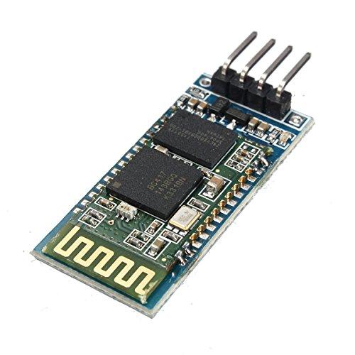 ILS - HC-06 Bluetooth Ricetrasmettitore RF Seria Modulo Principale per Arduino (1 PEZZO)