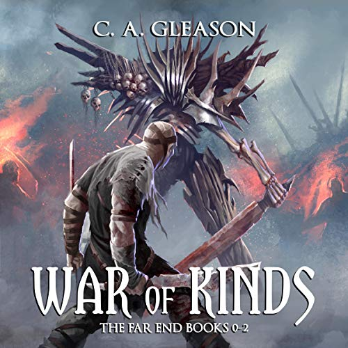 War of Kinds cover art