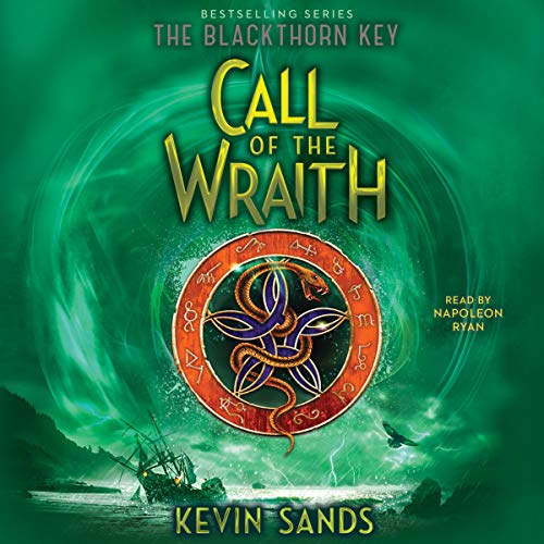 Call of the Wraith audiobook cover art