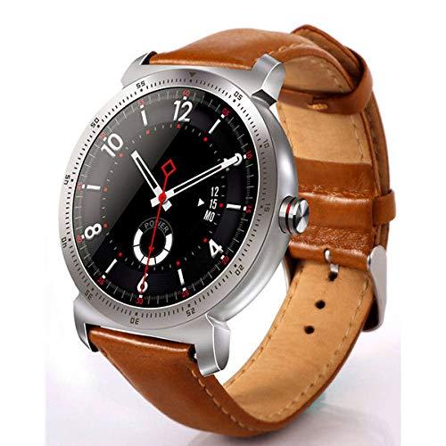 LQXXX LQXXX K88H Plus Smartwatch Herren wasserdicht Pulsmesser Fitness Tracker Smart Gesundheit Fitness Armband Armbanduhr Smart
