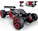 Gizmovine RC Car, 2.4 GHz High Speed 4WD Remote Control Car Large Size RC Trucks, Racing Toy Vehicle for All Kids, 2020 Version Newest, red