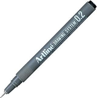 Artline EK232 Drawing System Pen - Black