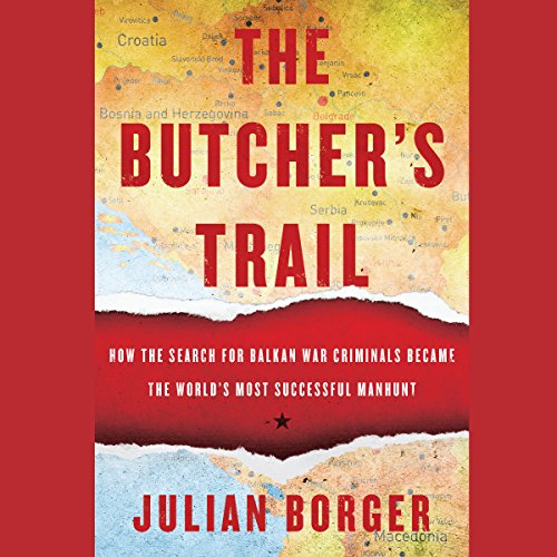 The Butcher's Trail cover art