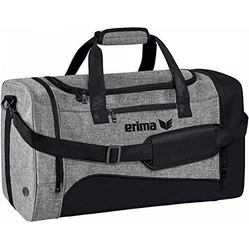 Erima Club 1900 2.0 Uni Tasche, schwarz/Grau Melange, M