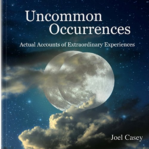 Uncommon Occurrences audiobook cover art