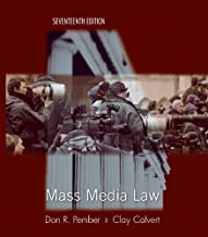 By Don R. Pember - Mass Media Law (Seventeeth Edition)