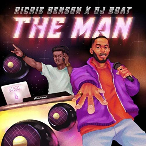 Richie Benson & DJ Boat