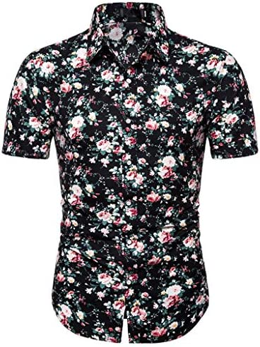 ZODOF Camiseta Hombre Manga Corta Casual, Camisas ...