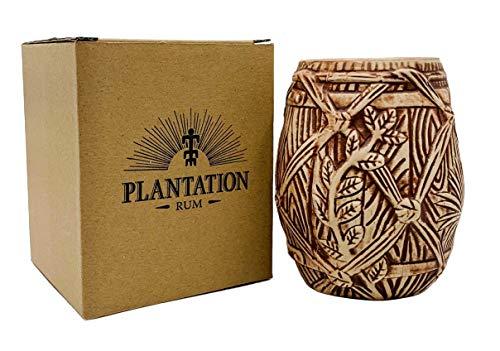 Plantation Rum Tiki Mugs - Tiki Becher für Rumtrinker - Barbados