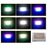 LED TV Simulator Einbruchschutz Abschreckung Fernseh Attrappe Dummy Sicherheit