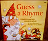 GUESS A RHYME (Pictureback)