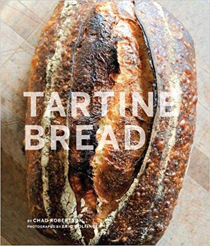 [By Chad Robertson] Tartine Bread (Artisan Bread Cookbook, Best Bread Recipes, Sourdough Book)-[Hardcover] Best selling books for -|Bread Baking (Books)|