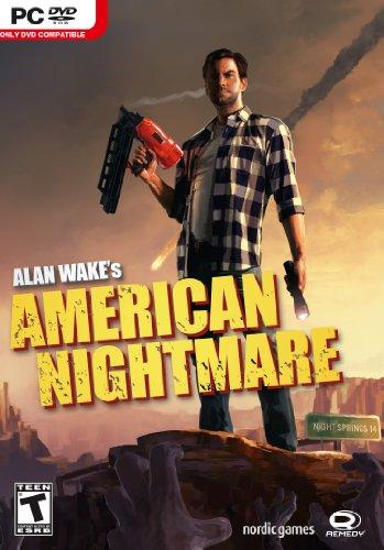 Alan Wake: American Nightmare - PC (importação Reino Unido)